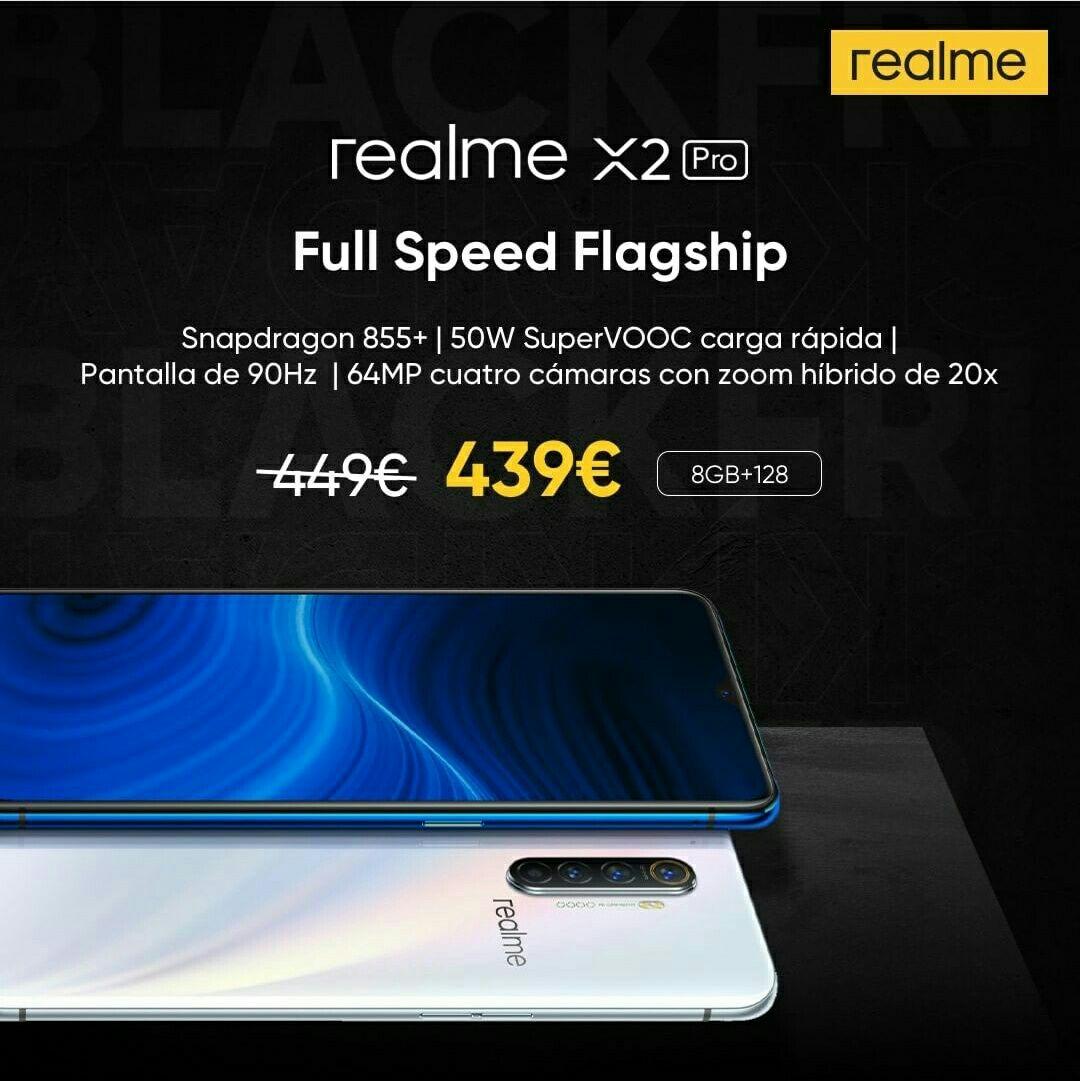 Realme X2 PRO - 8GB&128GB
