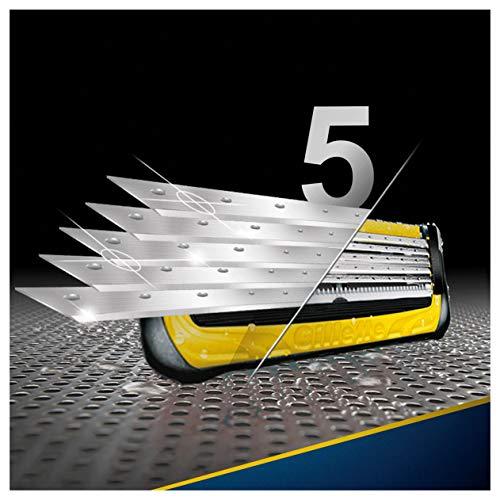 Gillette Fusion ProShield - Maquinilla de Afeitar + 9 Cuchillas de Afeitar