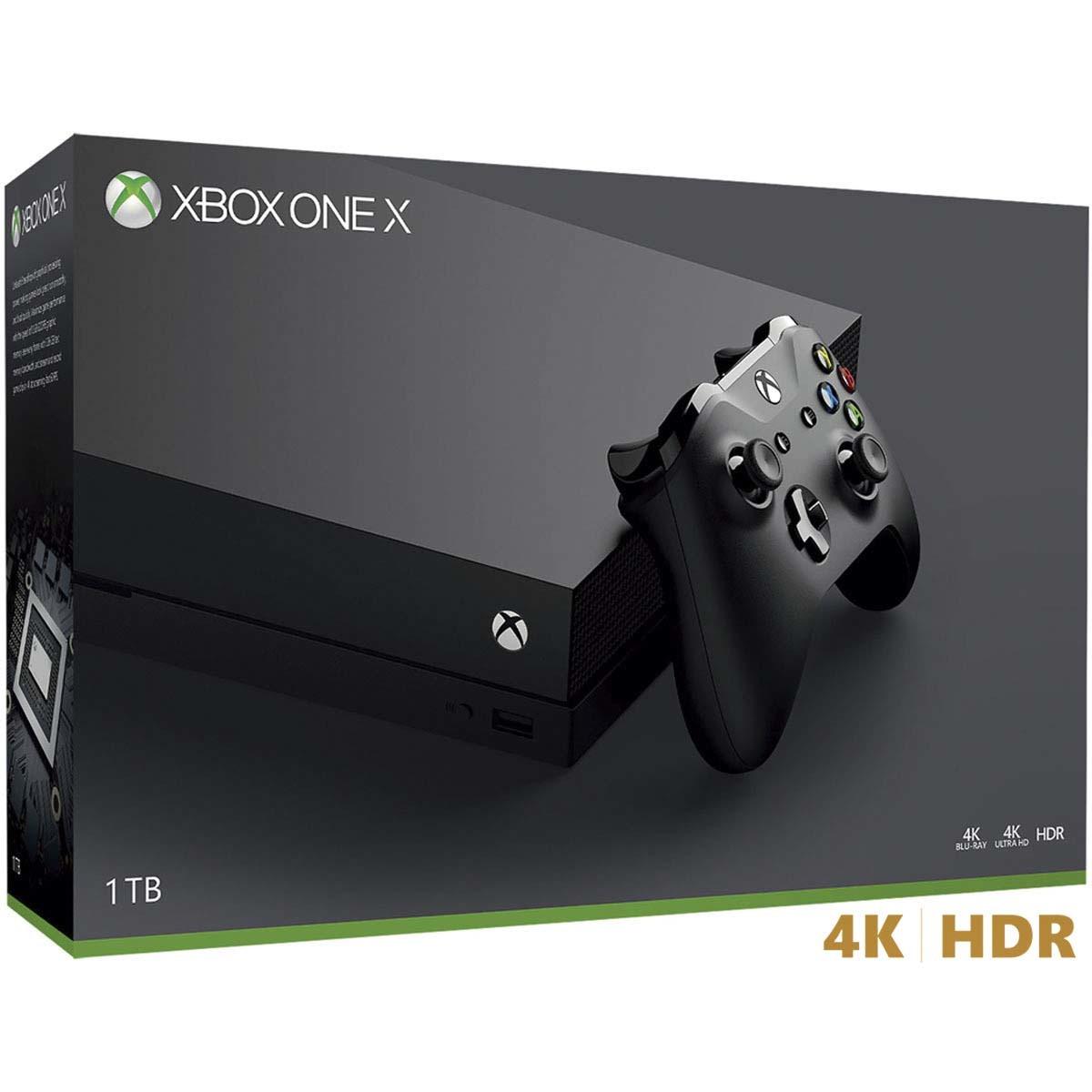 Consola Xbox One X reacondicionada