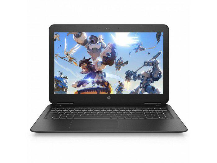 Portátil HP i7-8750h, GTX 1050 4GB, 1TB/128GB, 8GB RAM