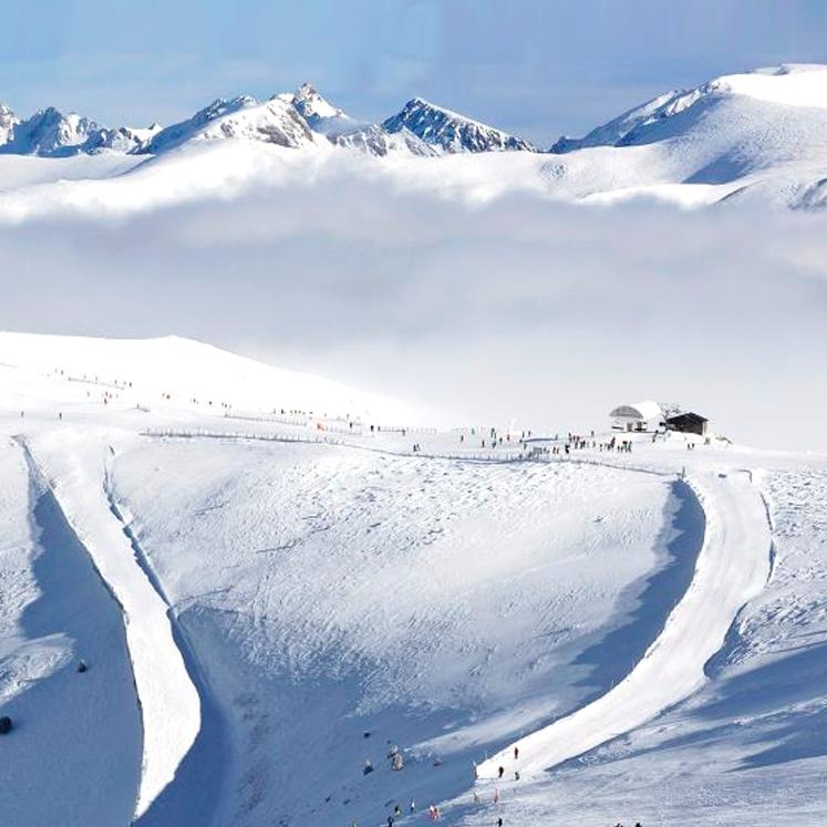DICIEMBRE - 3 noches + esquí en Grandvalira 140€ por persona (Andorra)