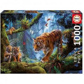 Recogida puzzles educa 1000 piezas