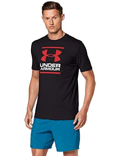 Under Armour UA GL Foundation SS T Camiseta, Hombre