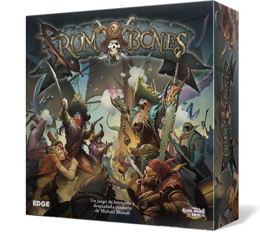 Rum & Bones (juego de mesa)