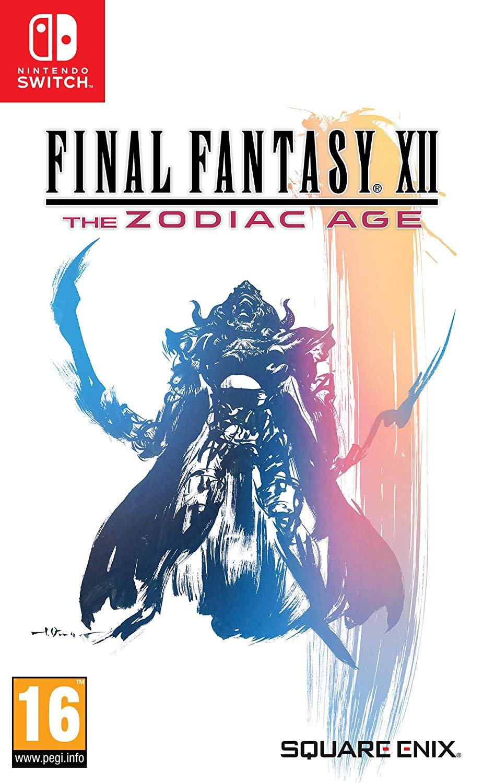 Final Fantasy XII: The Zodiac Age Switch