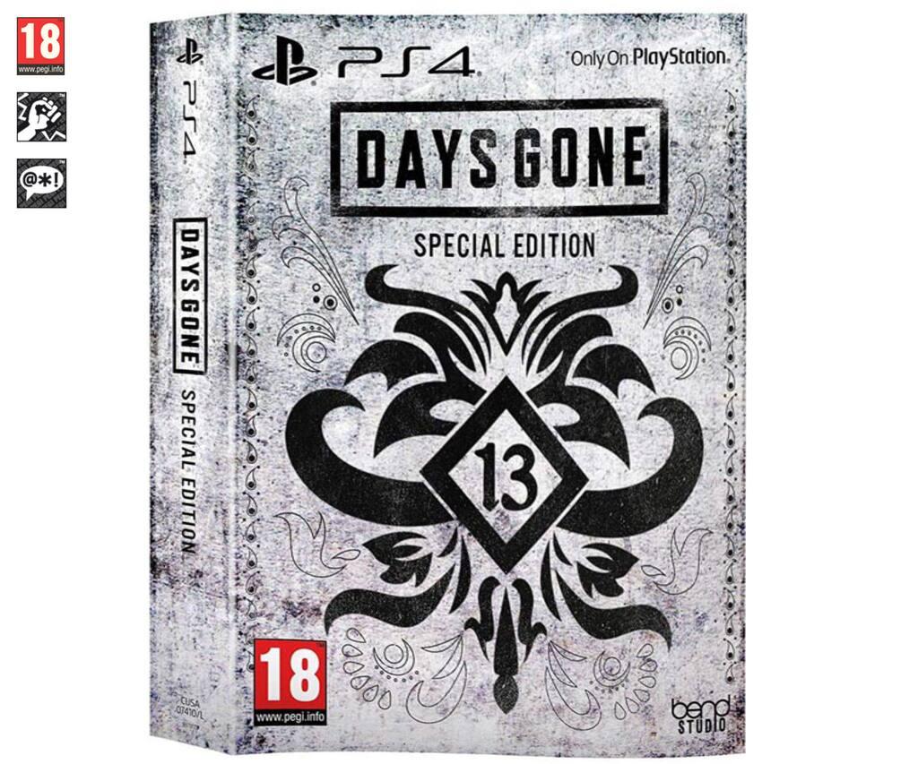 Days Gone Special Edition (Alcampo Oiartzun)