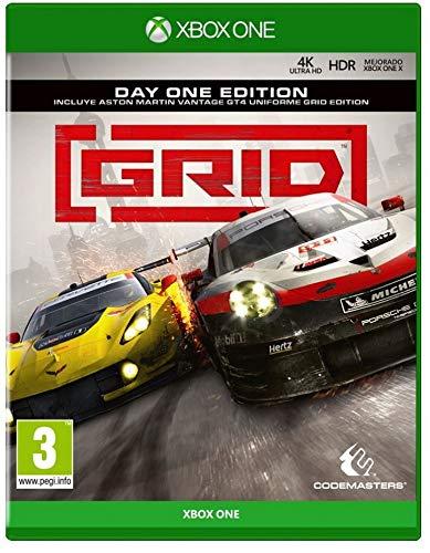 GRID - XBOX ONE/PS4 EDICION FISICA