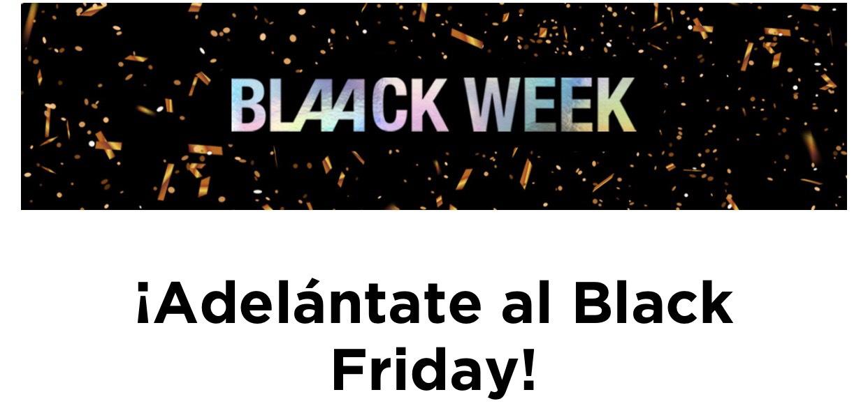 Black Friday en Alain Afflelou
