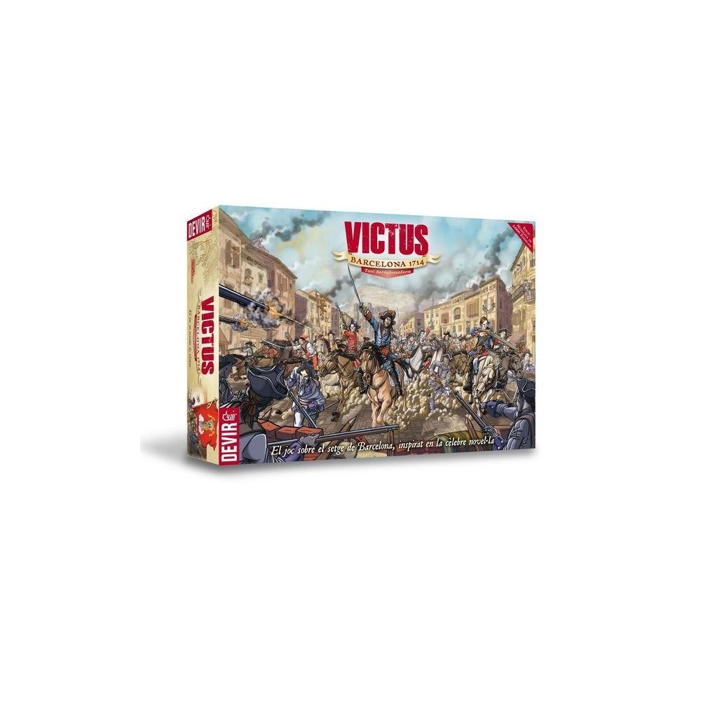 Devir Victus: Barcelona 1714. Idioma catalán