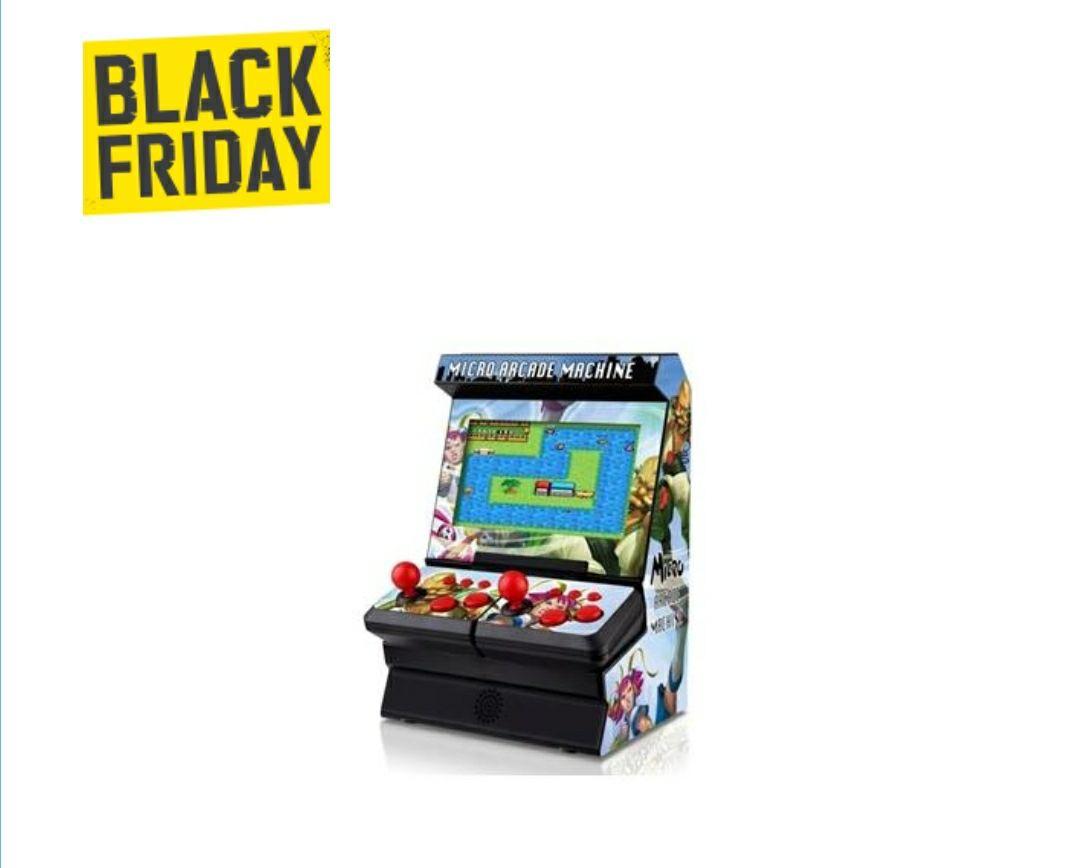 Micro Arcade Consola Retro 300 en 1