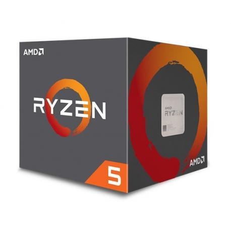 AMD Ryzen 5 1600 3.2GHZ BOX