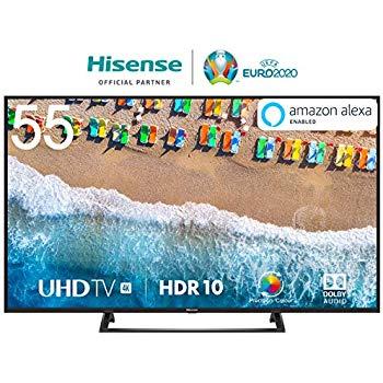HISENSE H55BE7400 TV LED Ultra HD 4K