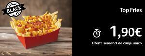 Top Fries Bacon & Cheese, Brava & AliOli en McDonald's