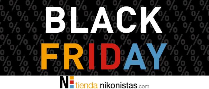 BLACK FRIDAY NIKON