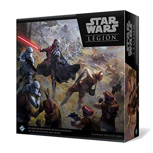 Star Wars Legión, Juego de mesa