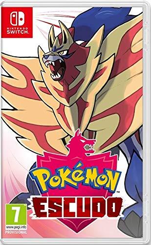 Pokemon Escudo y Espada Nintendo Switch (AMAZON)
