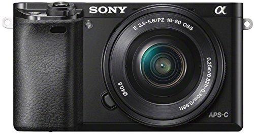 Sony A6000 con objetivo por 500€