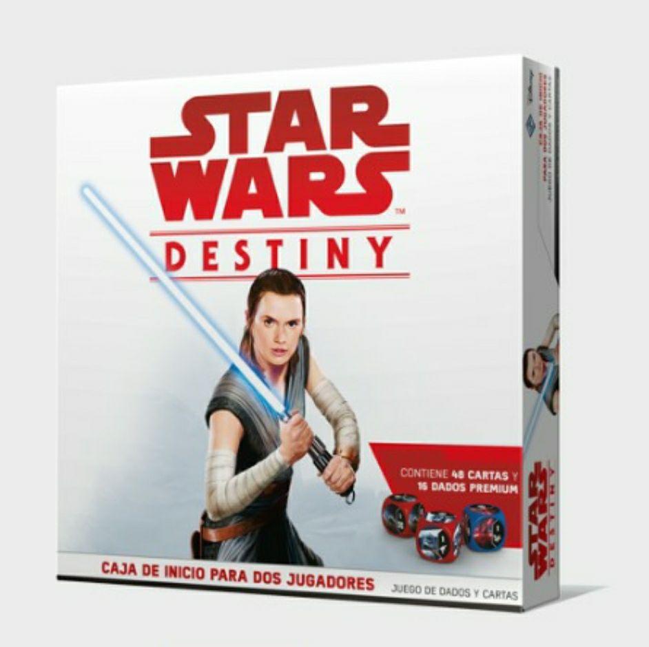 Star wars: Destiny Caja de inicio para dos jugadores