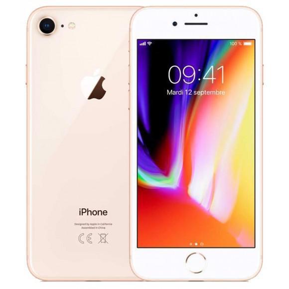 Iphone 8 reacondicionado en back market, en estado impecable (perfecto) por 338€