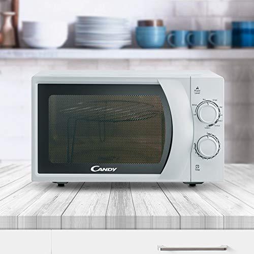 Candy CMG2071M - Microondas con grill con control analógico 20 L