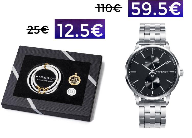 Preciazos en relojes y complementos Viceroy