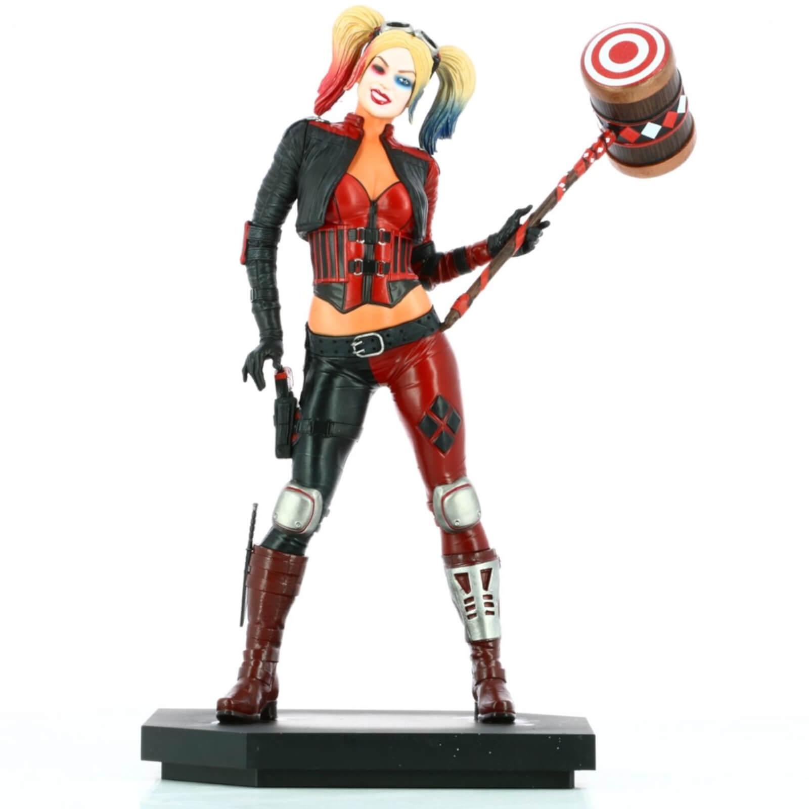 DC Gallery Injustice 2 Harley Quinn PVC Statue - 23cm