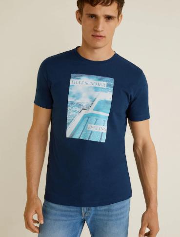 Camisetas de Mango a 7,99€