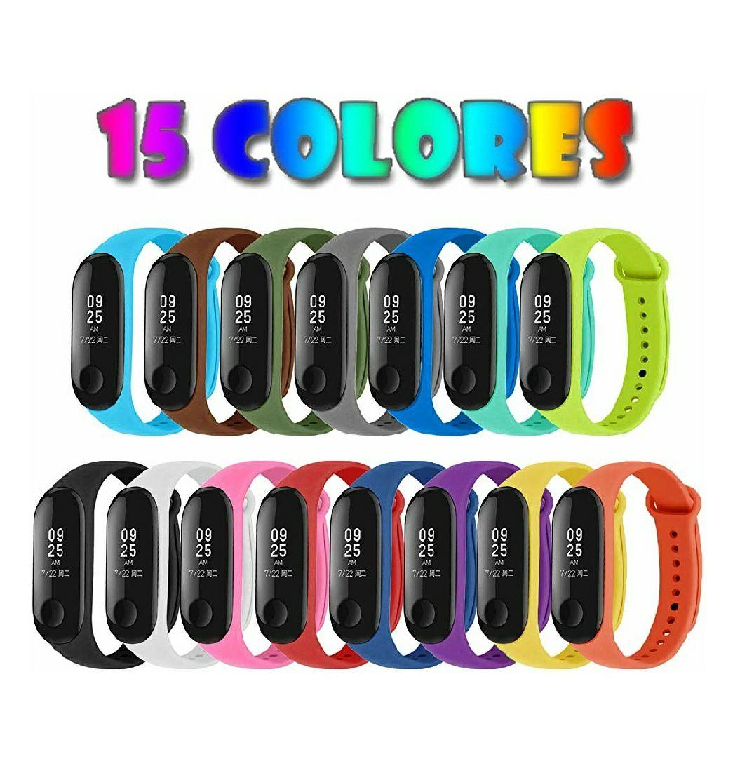 15 pulseras para Mí band (producto Prime)