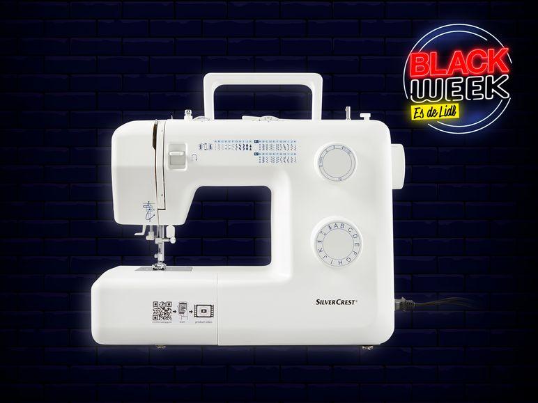 Máquina de coser Silvercrest (LIDL)