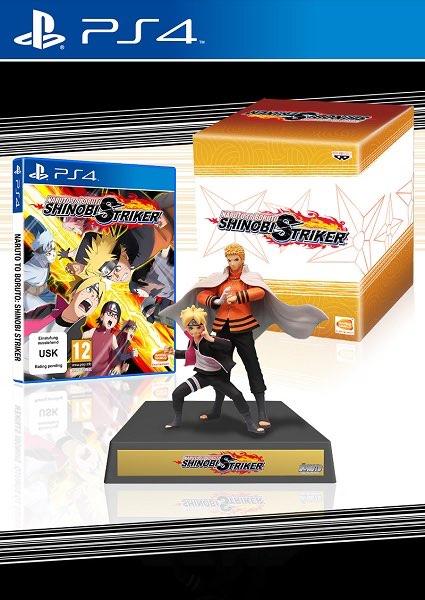 Naruto to Boruto Shinobi Strike edición coleccionista
