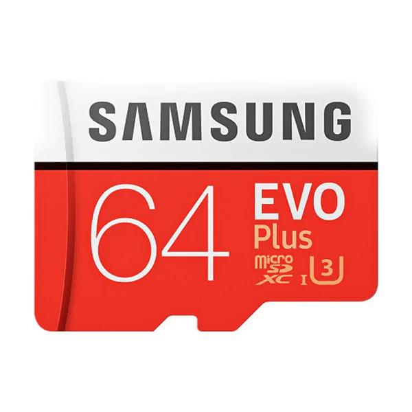 64GB Samsung Evo UHS-3 Micro SDXC