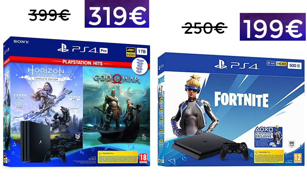 Ofertones Black Friday en Playstation 4