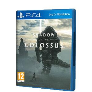 Shadow of the Colossus PS4 15,90€ (Envío incluido)