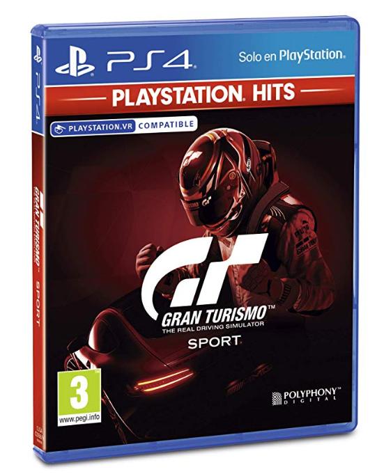 Gran Turismo Sports Hits