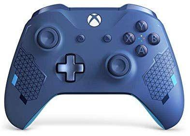*AUN MAS BARATO* Mando inalambrico Xbox one Sport Blue