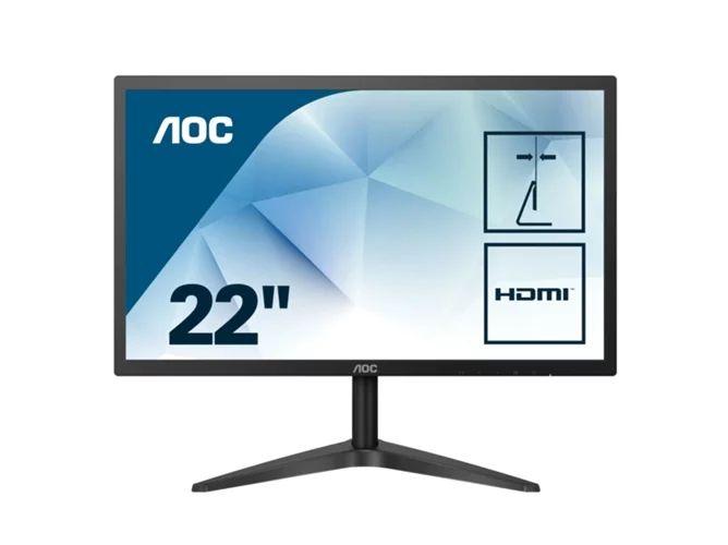 "AOC Monitor 22"" FullHD 5ms 22B1H"