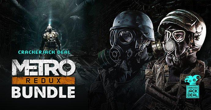 Metro Redux Bundle (Steam code - Windows/Mac/Linux)