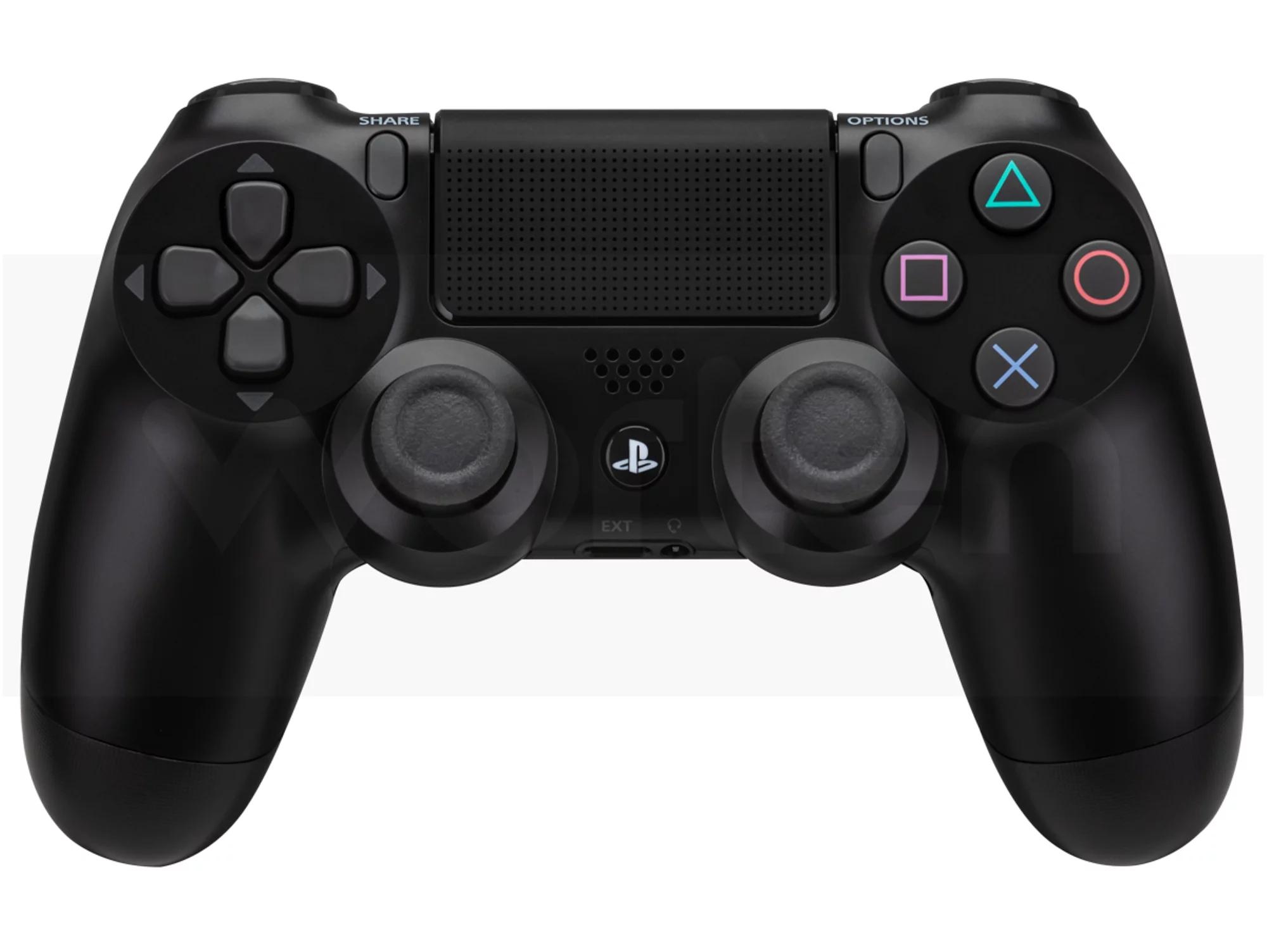 Mando PS4 Dualshock Black V2 Fortnite Voucher