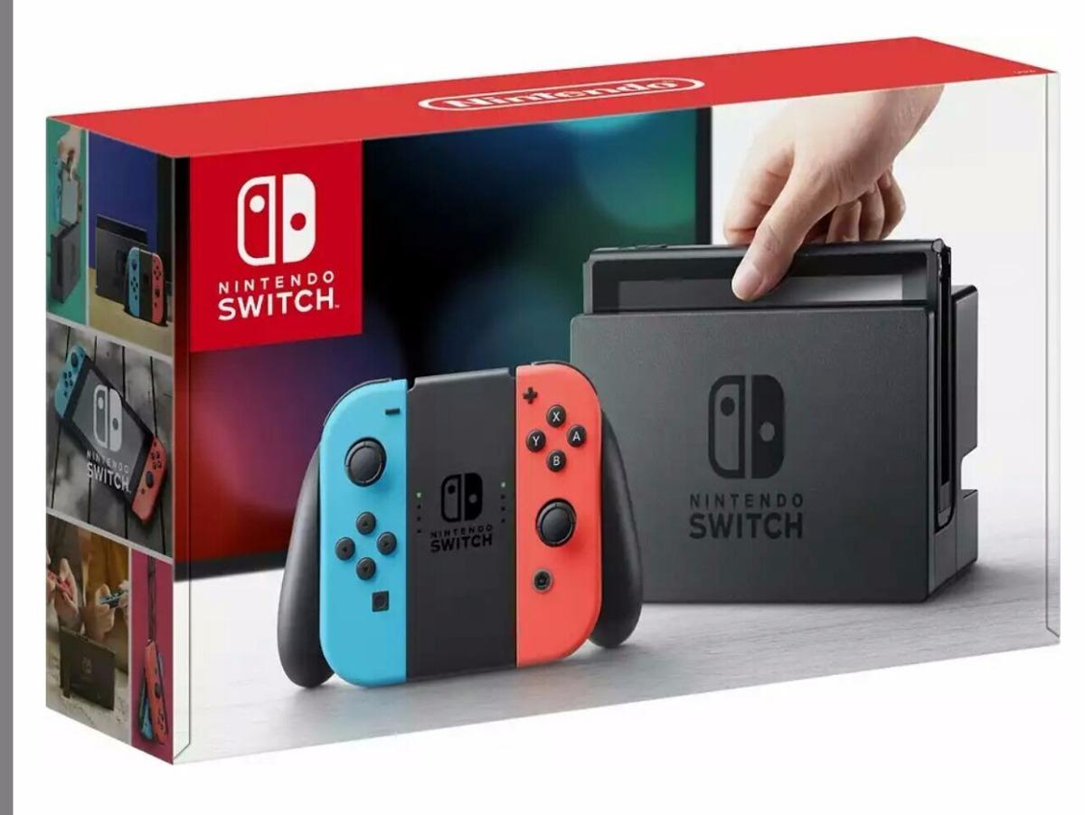 Nintendo Switch consola portátil solo 279€