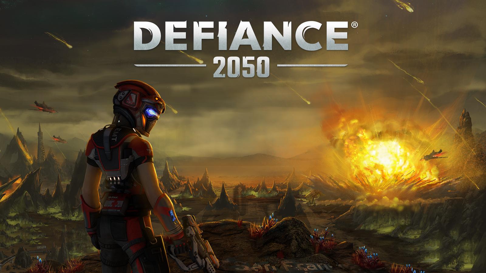 Defiance 2050: clave para el paquete de juego