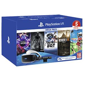 Playstation VR Megapack 2 (5 Juegos)