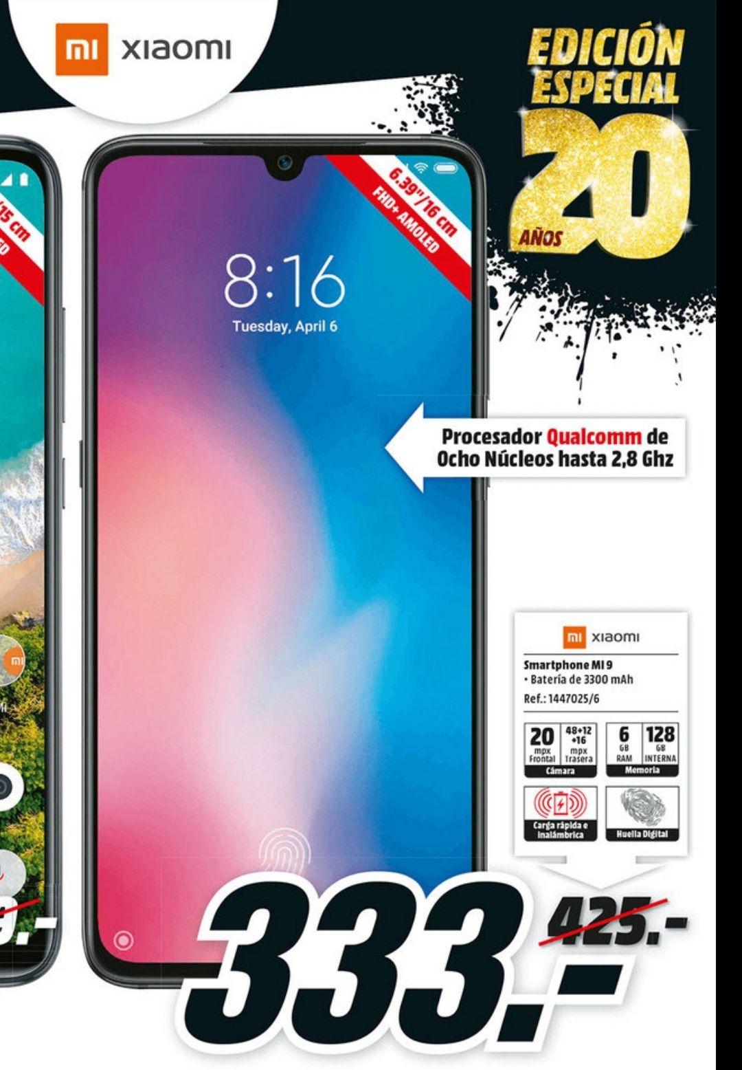 Xiaomi Mi 9 128 Gb