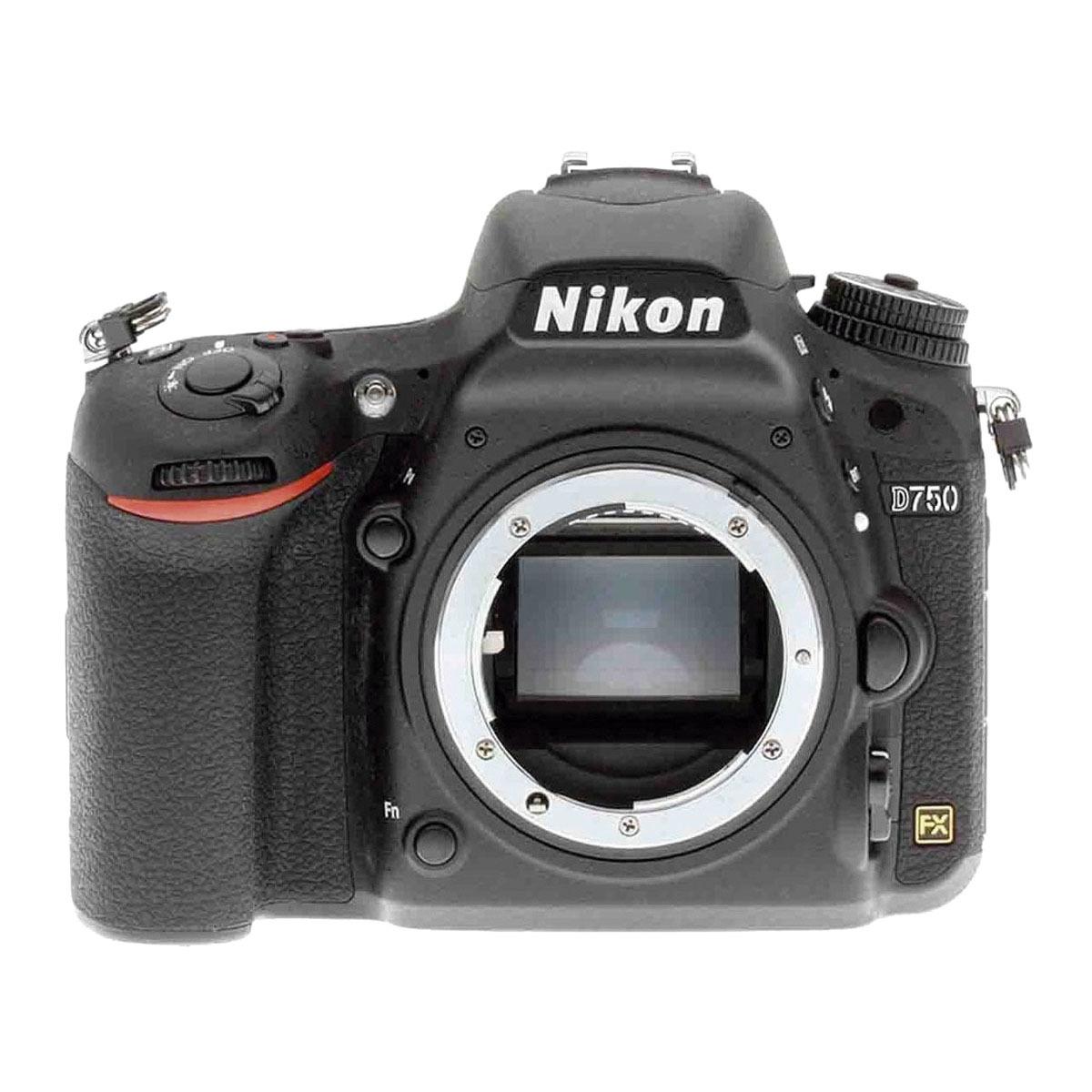 Cámara réflex Nikon D750 Cuerpo
