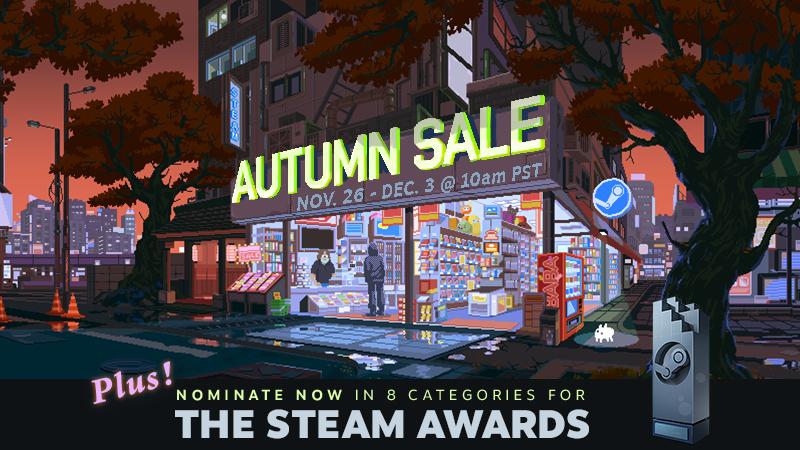 Catálogo Completo de las Rebajas de Otoño de Steam (PRECIAZOS!!!) Parte 1