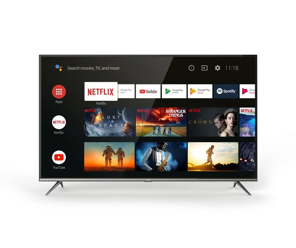 """TCL Smart TV LED 55"""" 4K LED UHD 55EP640"""