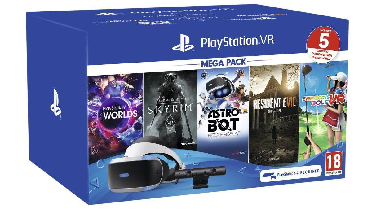 PlayStation VR Megapack 2 CHOLLAZO!!!!