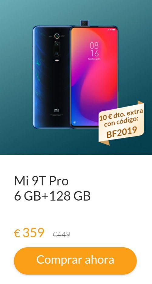 Xiaomi Mi 9 T PRO 6GB + 128GB