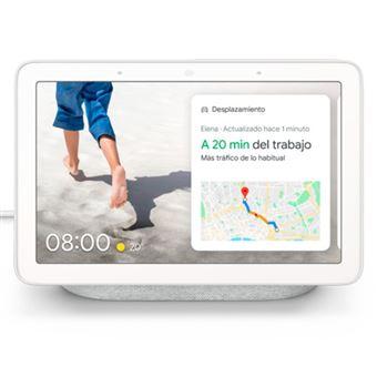 Pantalla inteligente Google Nest Hub Carbón - GA00515-ES