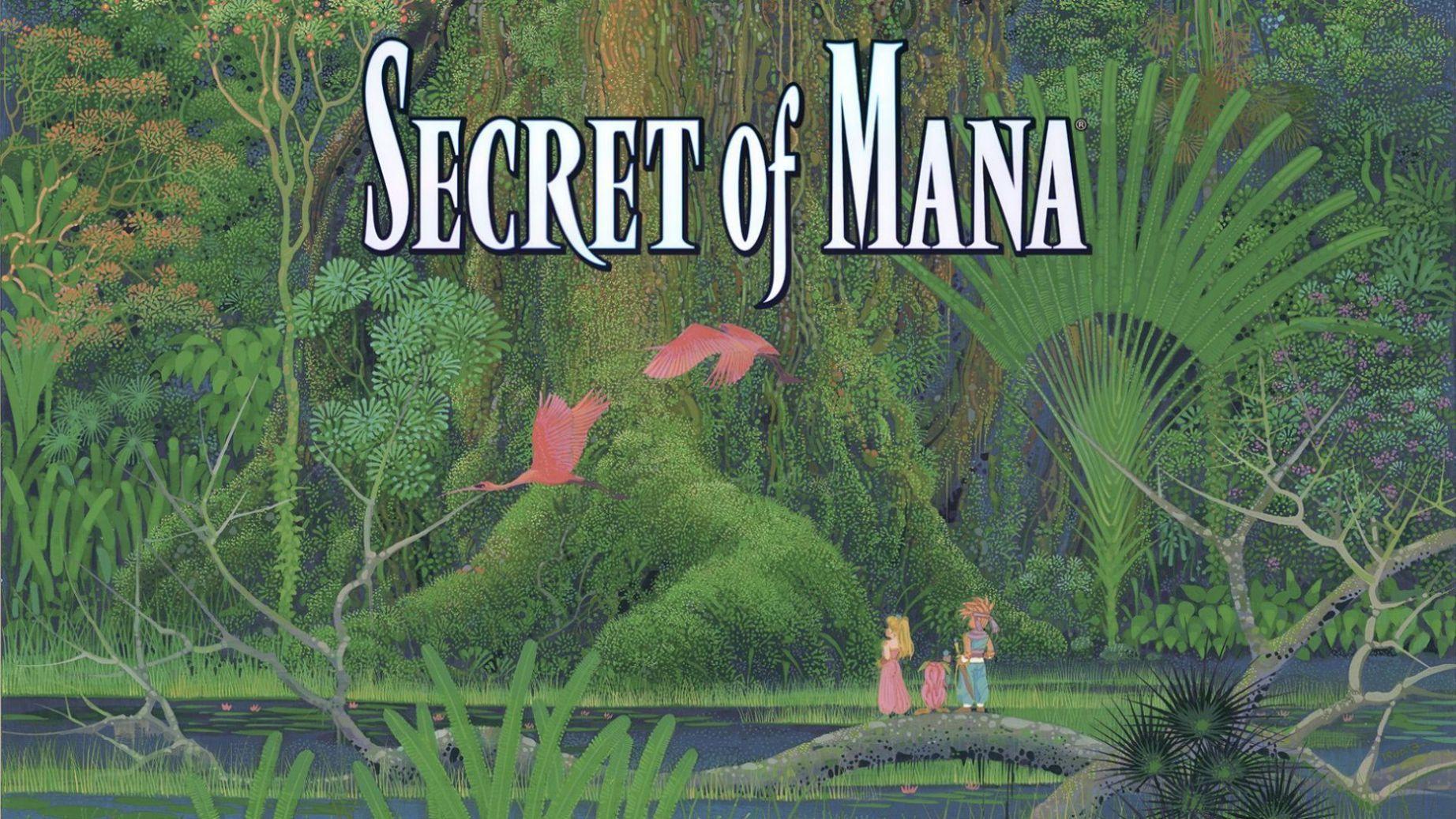 juego Secret of Mana PC