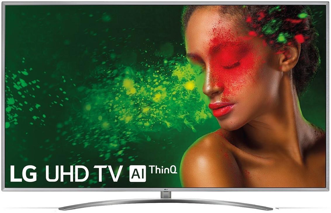 """TV LED 139 cm (55"""") LG 55UM7610 4K HDR Smart TV con Inteligencia Artificial (IA)"""